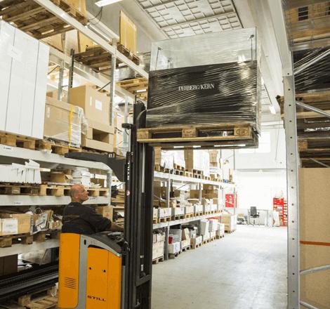 Logistik og logistikfunktioner - Frej.dk